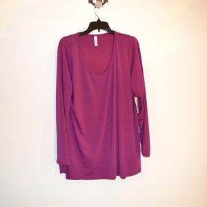 lularoe purple top